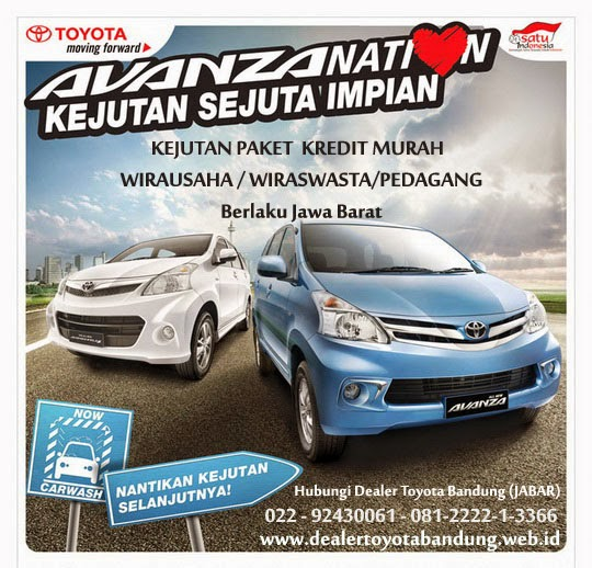 Cicilan Grand New Avanza All Camry 2018 Australia Paket Kredit Dp Murah 17jutaan Toyota Dealer Info