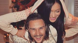 Erik Karlsson And His Wife Melinda Currey