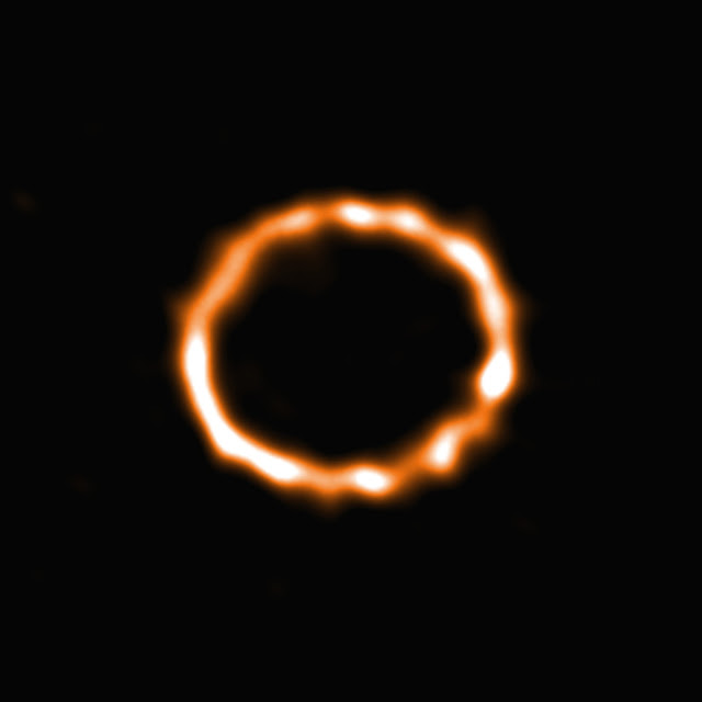 Disc of debris around an F-type star HD 181327