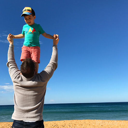 Copacabana, NSW (and the end of maternity leave)