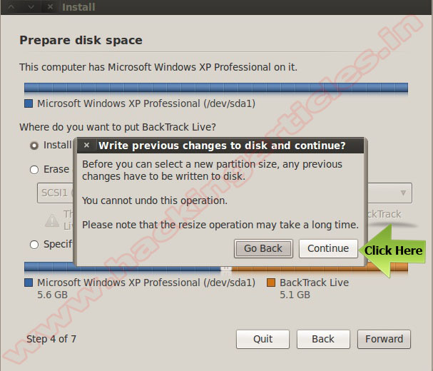 how to create dual boot in windows xp