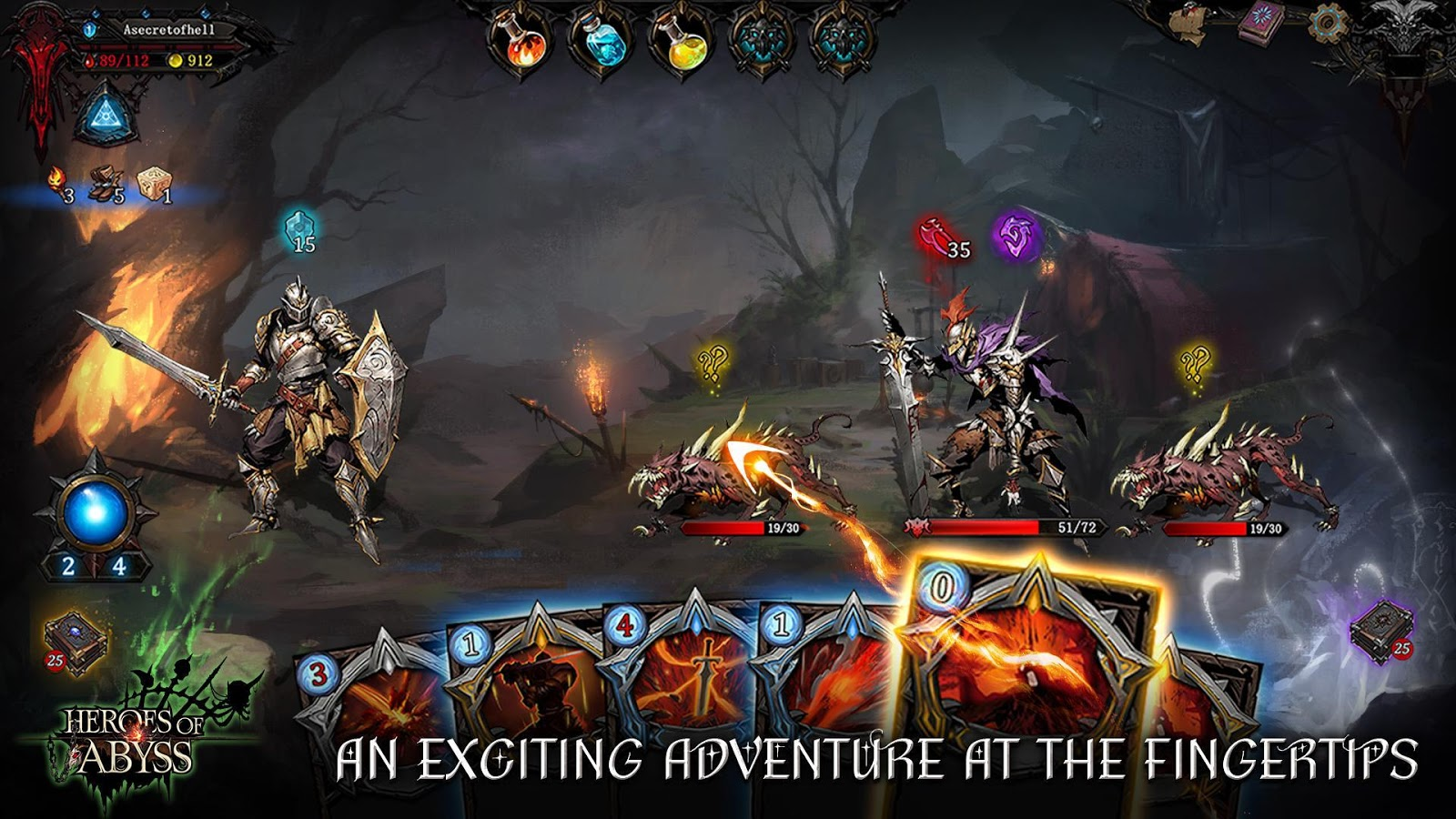 Journey Of Abyss Apk+Data Free on Android Game Download