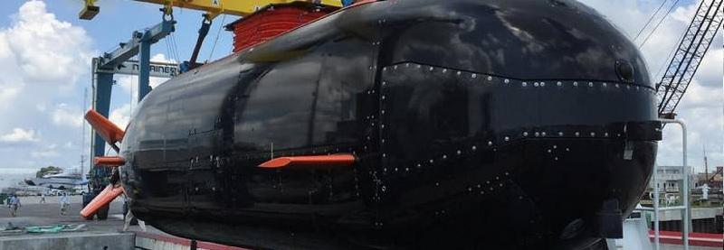Dry Combat Submersible (DCS)
