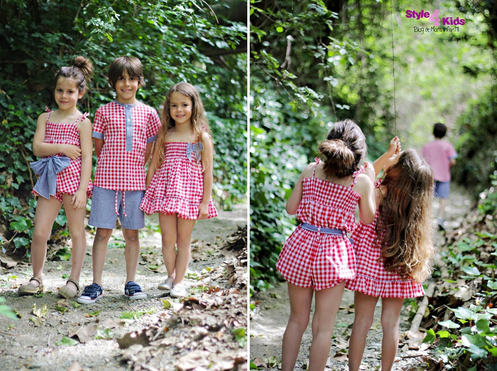 moda infantil ocarina
