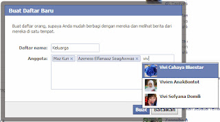 Cara Membuat Daftar di Facebook