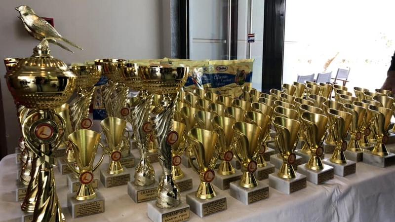 Αλεξανδρούπολη: Ολοκληρώθηκε με επιτυχία ο 6ος Διαγωνισμός Πτηνών Συντροφιάς