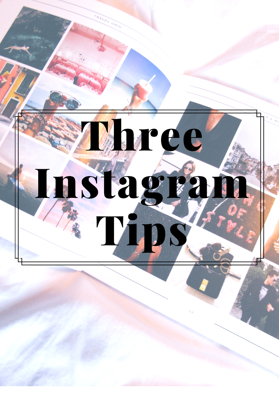 Instagram, tips, social media