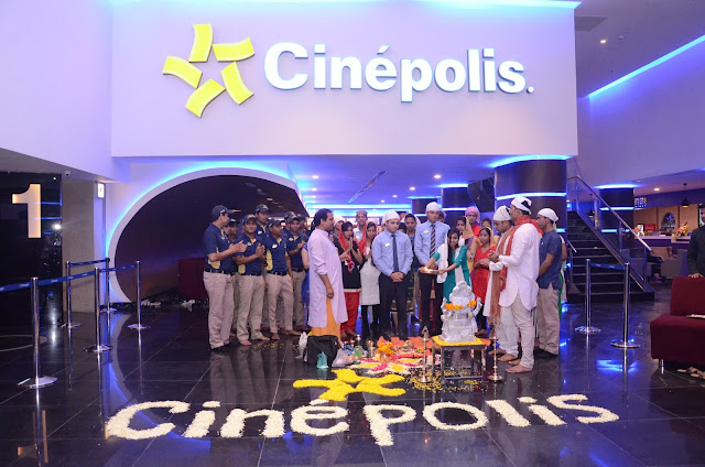 Cinépolis India reaches 300 screen landmark, with the opening of ten Screen Multiplex in Ghaziabad