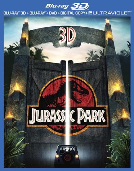3D Film indir: Jurassic Park filmini 3d 3 boyutlu indir