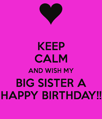 Happy Bday Sis Fb Status