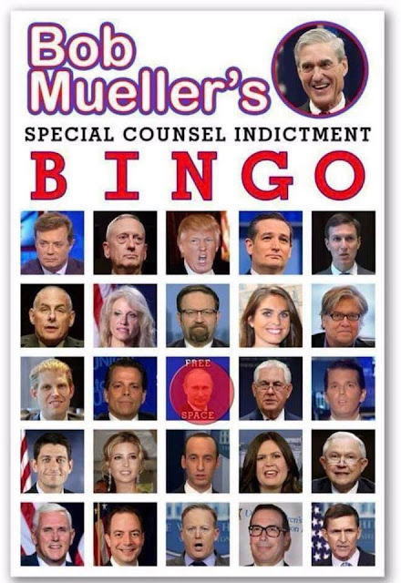 Indictment Bingo #mullertime