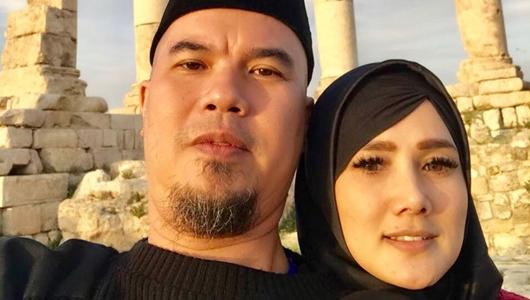 Sempat Banjir Ucapan Selamat, Ahmad Dhani dan Istri Gagal Jadi Anggota DPR