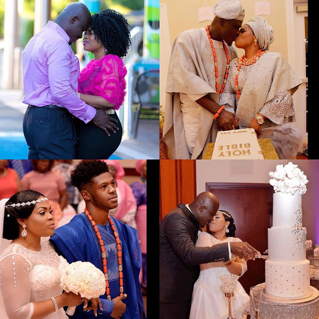 U.S based Nigerian mom, Folasade Dairo and husband