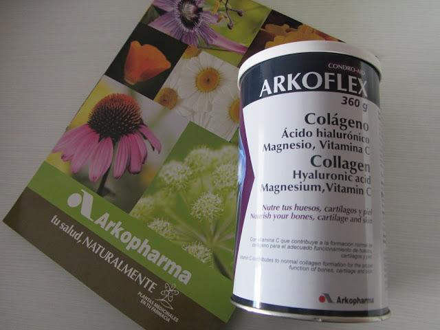 Shopper in the city beauty cosmetics and trends arkoflex col geno de arkopharma un nuevo - Alimentos que contienen colageno hidrolizado ...