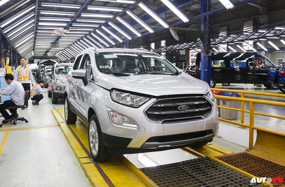 Nhà máy Ford Hải Dương tạm đóng cửa vì dịch Covid-19