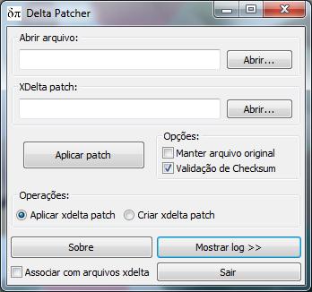 Tutorial explicativo de como aplicar patchs .xdelta sem complicações.