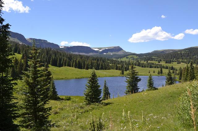 Road Lake