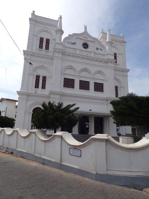 mezquita galle