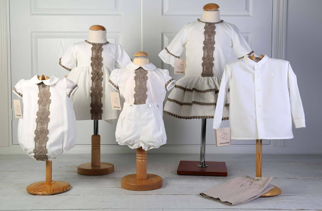 moda infantil ceremonia 2017 cua cuak - showroom tendencias comuniones 2017 - la comunion de noa