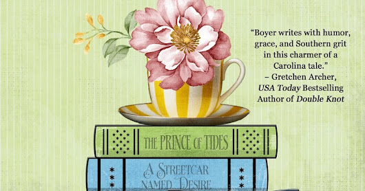 Review: Lowcountry Book Club by Susan M Boyer (@susanmboyer)