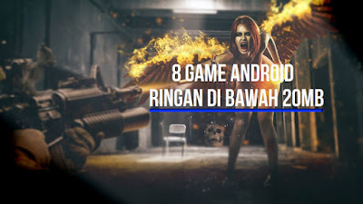 8 game android offline ringan