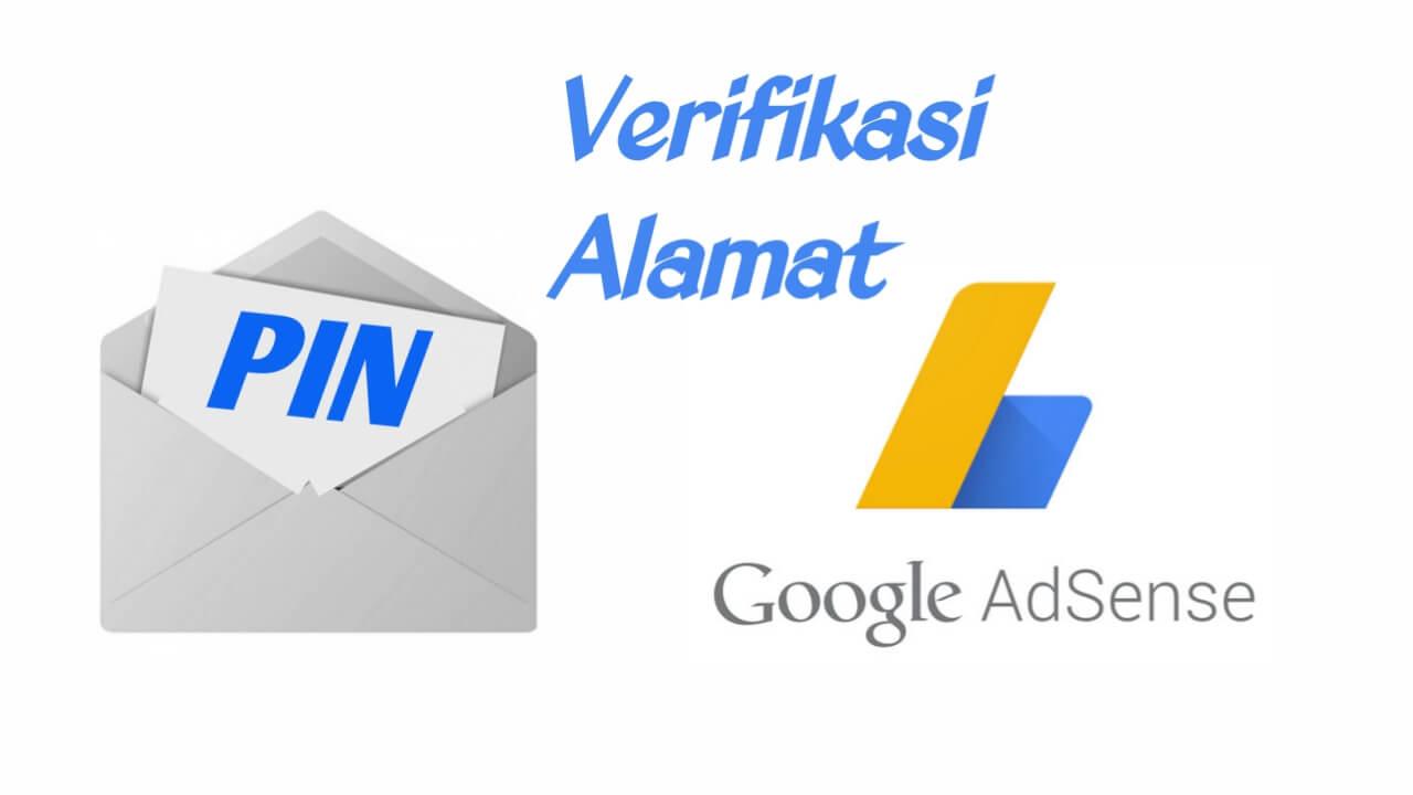 Cara verifikasi alamat di Google Adsense