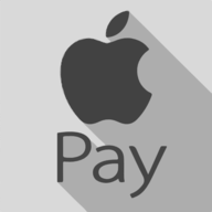 apple pay whiteout button