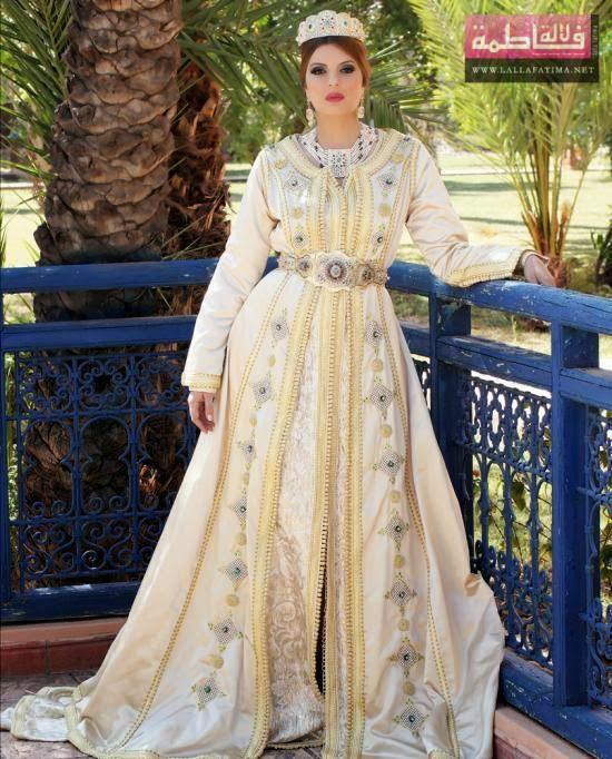 7 Robes De Mariage Marocain
