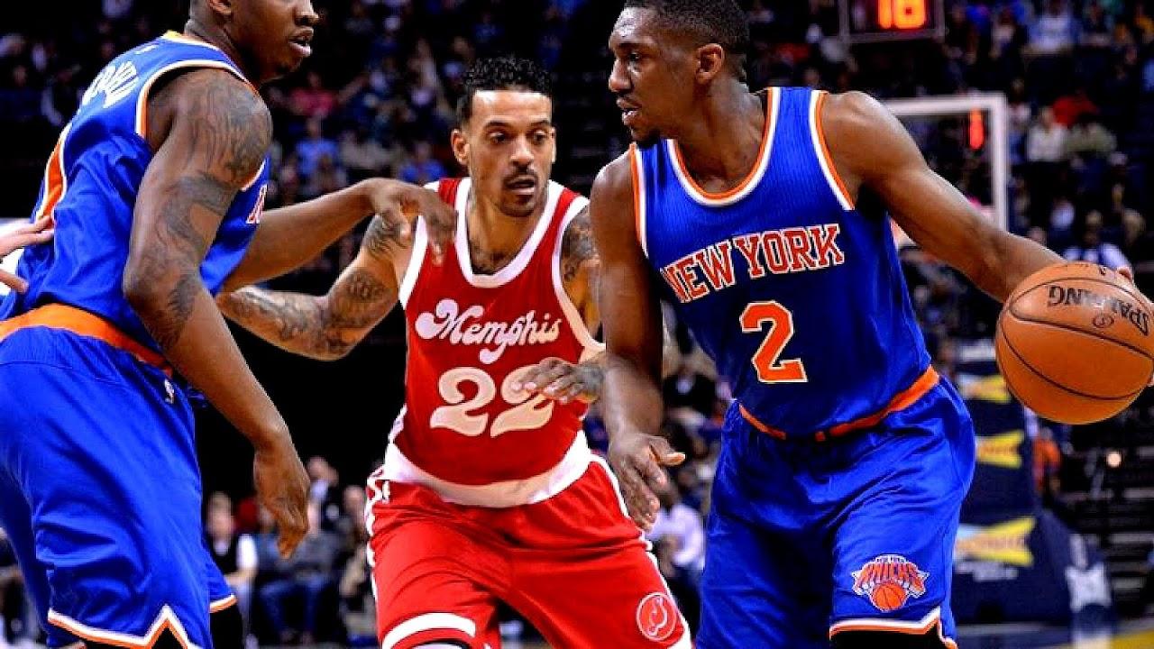 New York Knicks Basketball Team - Team Choices