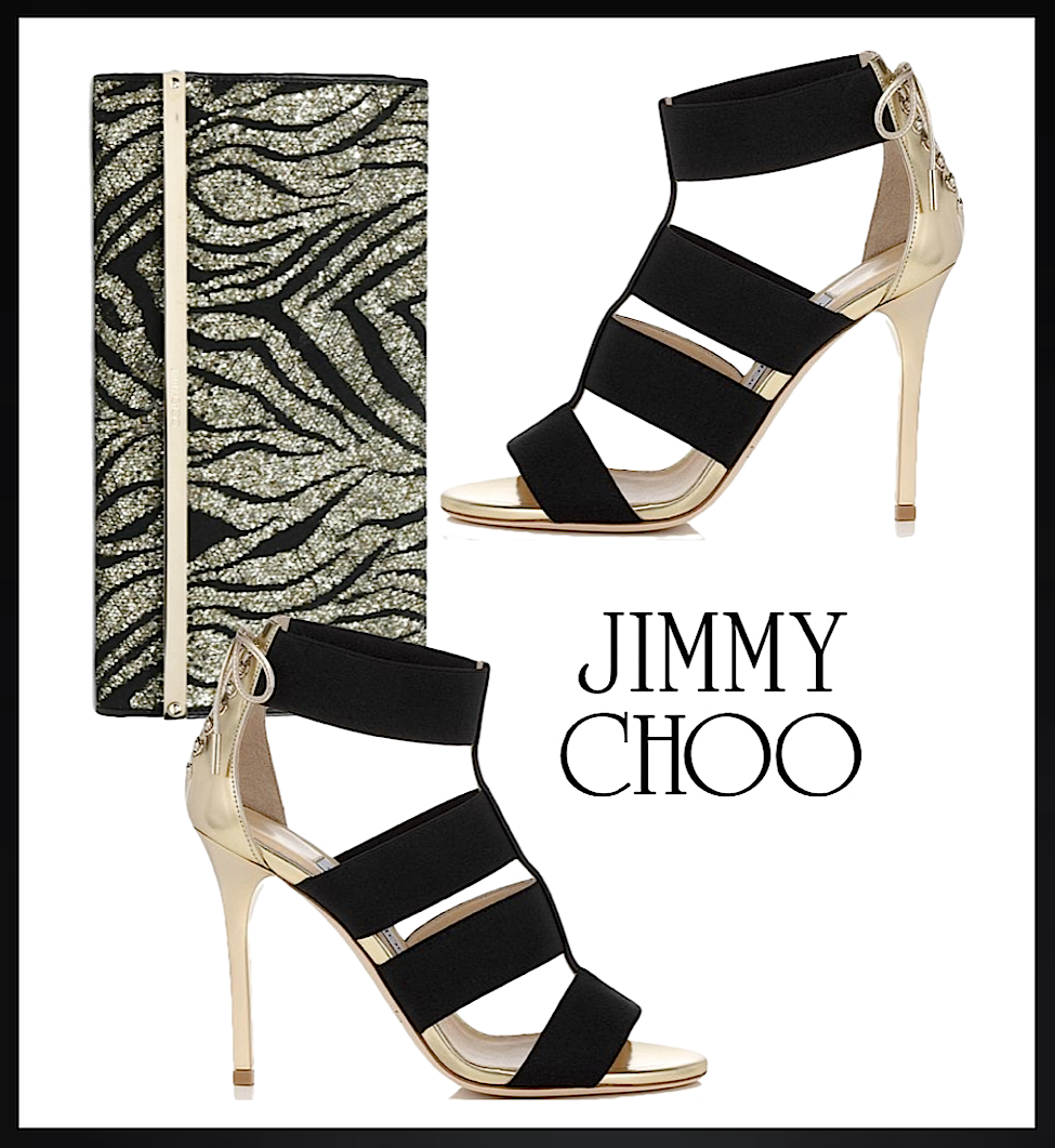 85e81273c62f4 Don't we all love Jimmy Choo shoes?? They are so elegant and glamorous.  Whether it's a dazzling evening sandal, or a platform pump, these shoes are  simply ...