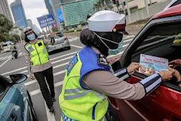 Selama Ops Ketupat 2020, Polri telah Memutarbalikkan 103 Ribu Kendaraan