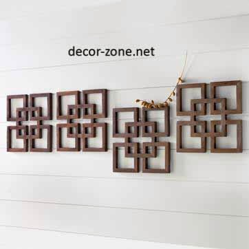 bedroom wall decor ideas, decorative frames, framework