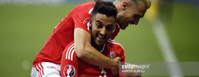 Pemain Wales Ancam Bikin Luka Belgia di Perempat Final Piala Eropa