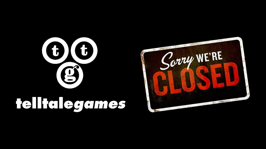 telltale games closing lay offs