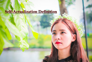 Self-Actualization Definition In English