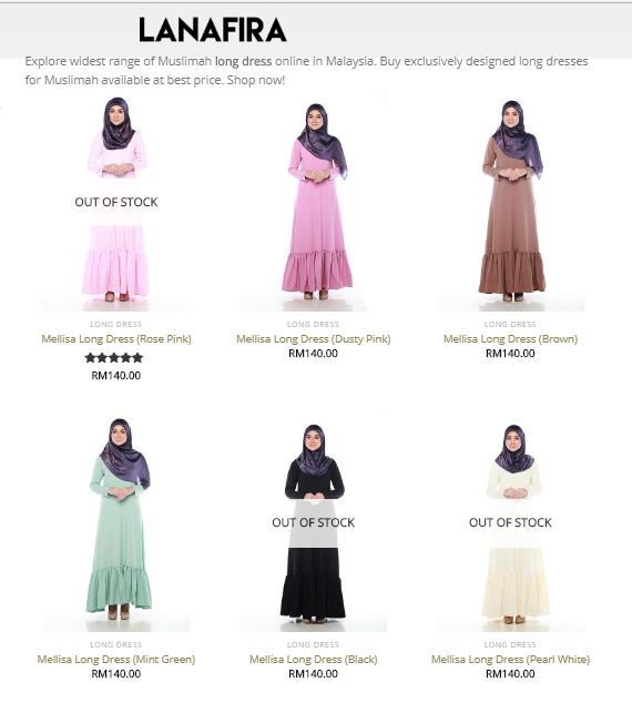 Lanafira Collection