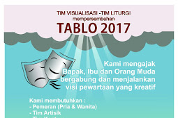 Yuk Gabung TABLO 2017
