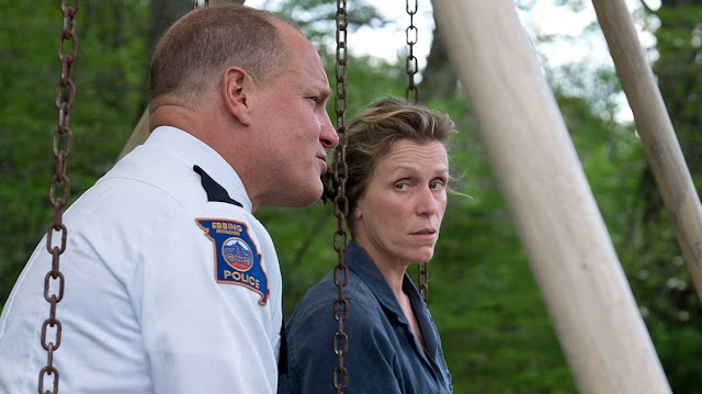 Frances McDormand Woody Harrelson Martin McDonagh | Three Billboards Outside Ebbing Missouri