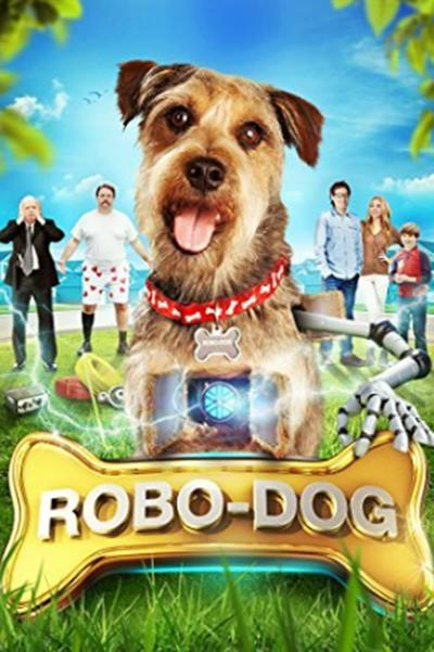 Robo-Dog 2016 full movie