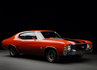 Chevrolet Chevelle SS King of the Street