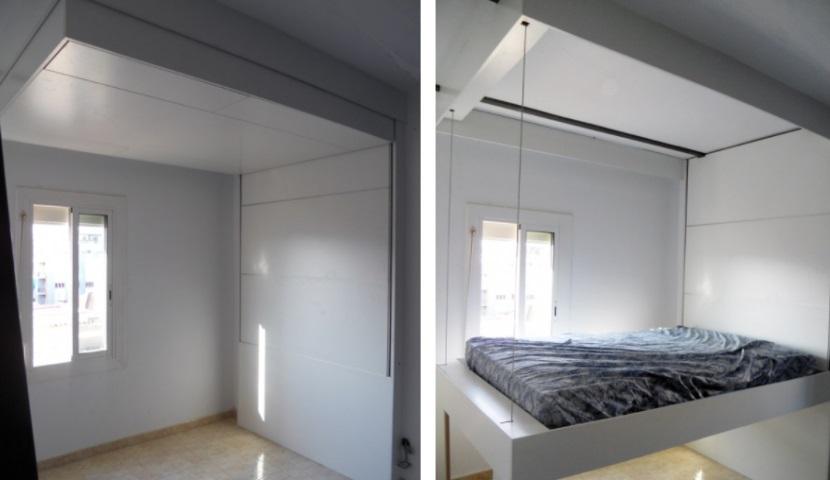 Marzua camas ocultas - Camas muebles plegables ...