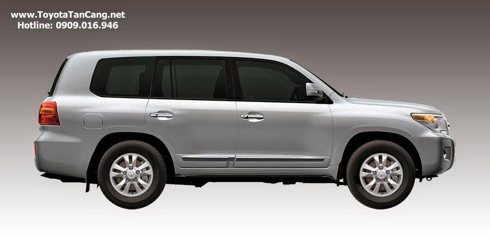 toyota land cruiser 2015 toyota tan cang 8 - Toyota Land Cruiser 2015 giá bao nhiêu? Xe nhập khẩu từ Nhật Bản - Muaxegiatot.vn