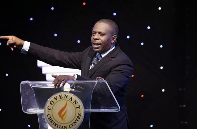 Pastor 'Poju Oyemade of Covenant Christian Center, Lagos