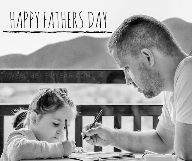 Father's Day wishes, messages and sayings with images