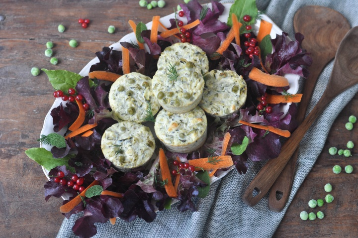 gluten free Courgette-Muffins, clean eating the delicious way!