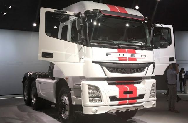 gambar truk fuso terbaru 2018