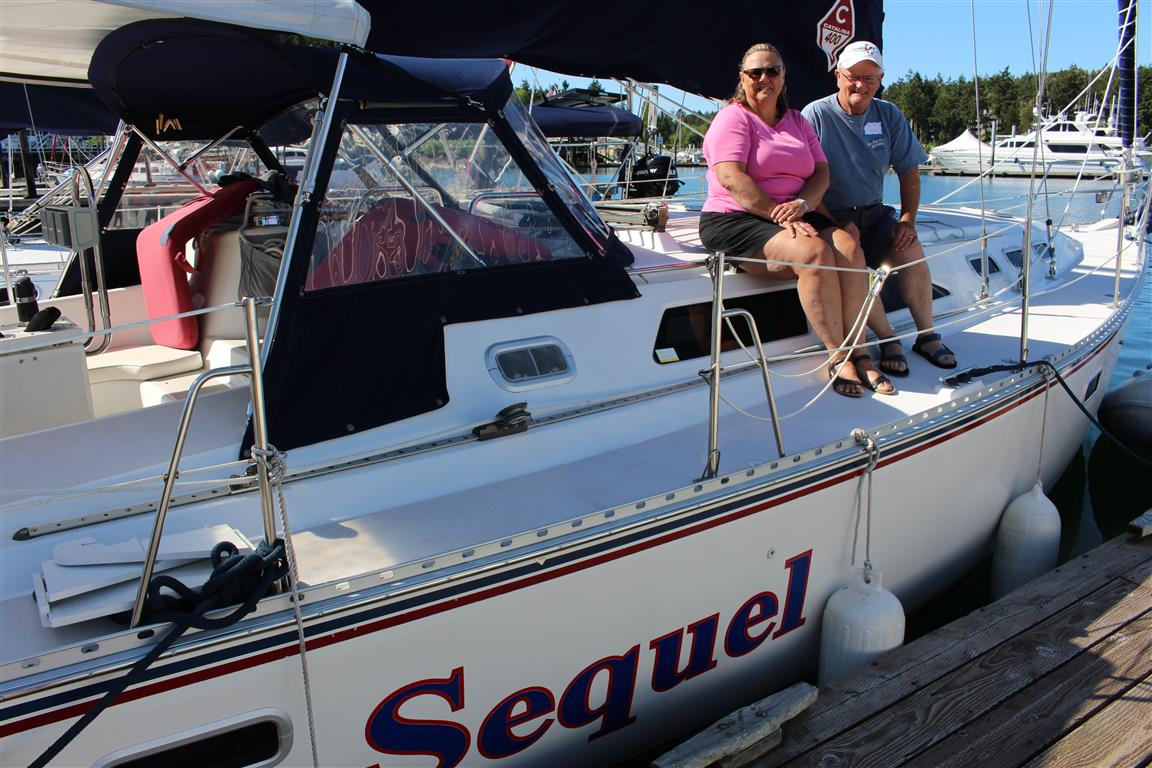 Leisure Log: Catalina Rendezvous 2016, Roche Harbor WA