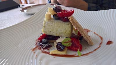 Trattoria La Maresana dessert.