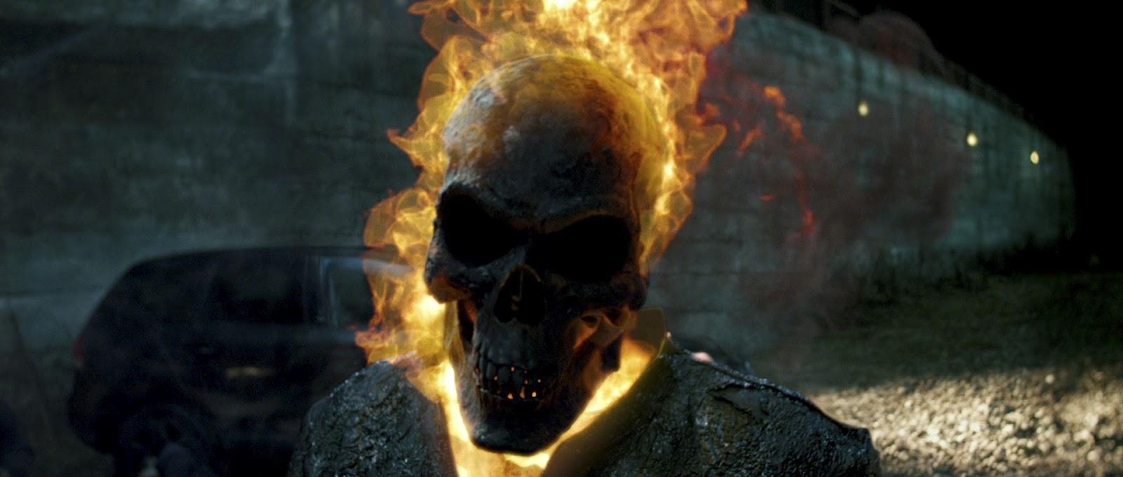 Wallpaper Land: Ghost Rider Spirit of Vengeance