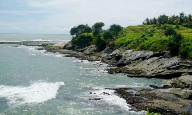 Karapyak Pangandaran Beach